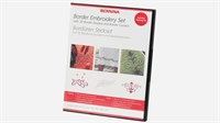 Bernina Border Set (inkl. flotte broderier)