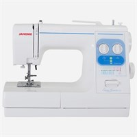 Janome Easy Jeans 22 symaskine Demo