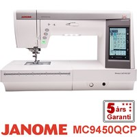 Janome MCH 9450QCP symaskine