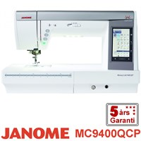 Janome MCH 9400QCP symaskine